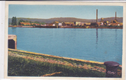 Cpa-76-la Mailleraye-usine-edi Schroder - France