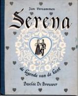 Serena Kantwerkster  Legende Van De Kant Brugge  Door Jan Vercammen Blz 60 - Livres, BD, Revues