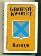 Kwartet spel Gemeente kwartet Katwijk - nieuw in het doosje