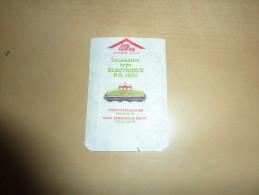 "Emballage Sucre * Béghin Say ""Locomotive Type ELECTRIQUE P.O. 1900"" Type 2 - Sucres"