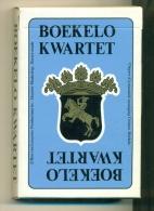 Kwartet Spel Boekelo - Nieuw In Het Doosje - Jeux De Société