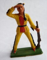 FIGURINE STARLUX  1957 INDIEN SIOUX 171 -  GUETTEUR Incomplet - Starlux