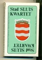 Kwartet spel Stad Sluis - nieuw in het doosje