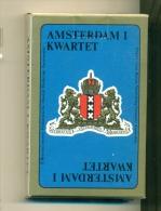 Kwartet spel Amsterdam - nieuw in het doosje