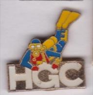 Plongée , HGC , Conflans Sainte Honorine - Duiken