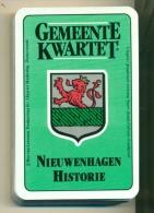 Kwartet spel Gemeente kwartet Nieuwenhagen Historie - nieuw zonder doosje