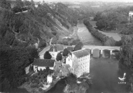 Fresselines - Vallée De La Creuse - Le Moulin Et Le Pont De Vervy - Frankrijk