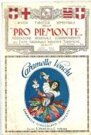 Pro Piemonte - Rivista Turistica Anno 1925 - Federazione Regionale - Libri, Riviste, Fumetti