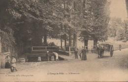 78 L'ETANG-la-VILLE  L'Abreuvoir - France