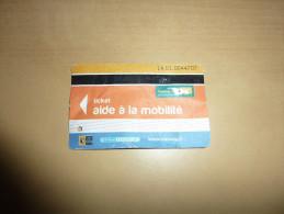 Ticket de Bus r�seau Penn-ar-Bed (aide � la mobilit�) 2014