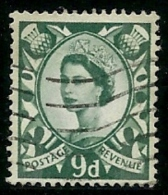 Grande Bretagne - Année 1968-71 - Y&T N° 538A Oblitéré - 1952-.... (Elizabeth II)