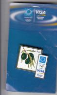GREECE - Olive Fruit, VISA Sponsor Of Athens 2004 Olympics, Unused - Olympic Games
