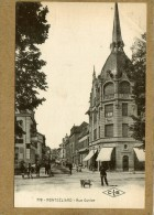 Montbéliard (Doubs)   Rue Cuvier. - Montbéliard