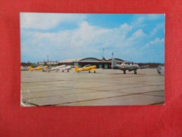 Flight Line   Bainbridge Air Base Georgia Ref 1638 - 1946-....: Moderne