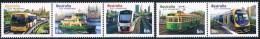 Australie - Transports Urbains 3559/3596 ** - 2010-... Elizabeth II