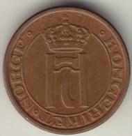 @Y@  Noorwegen  1  Ore  1951   AUNC  (C233) - Norway