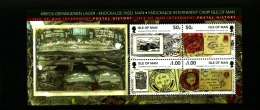 ISLE OF MAN - 2011  KNOCKALOE  MS MINT NH - Isola Di Man