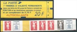 FRANCIA LIBRETTO MARIANNA DEL BICENTENARIO MNH ** - GBF-9 - Libretti