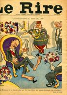 LE RIRE    N°1014   31# DÉCEMVRE 1938    (SENNEP, PENET, BOGISLAS   EN PLEINE PAGE...) - Livres, BD, Revues