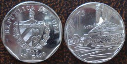 (J) CUBA: 1 Peso Convertible 2000 UNC (689) - Cuba