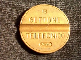 """Jeton  """"GETTONE TELEFONICO"""" - Professionnels/De Société"""
