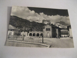 VODO DI CADORE ( Belluno)   Cartolina Viaggiata 1955 Francobollo Asportato - Italie