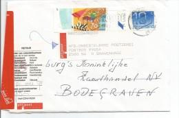 NEDERLAND REBUT ONBESTELBAAR BODEGRAVEN - Period 1980-... (Beatrix)