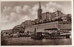 MALTA Marsamuscetto Ferry Landing Place Valletta - Malta