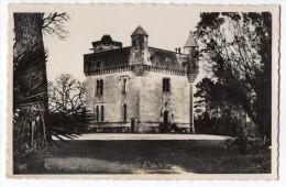 MONTENDRE--1948--Le Chateau De CROIX-GENTE , Cpsm 14 X 9  éd H.Trouvé - Montendre