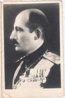 Zar Boris III Von Bulgarien 11.5.1938 Ortsstempel SOFIA Uniform Orden Prinz Von Sachsen Coburg Bulgaria Bulgarie - Familles Royales