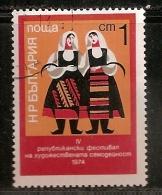BULGARIE    N°  2088   OBLITERE - Bulgarien