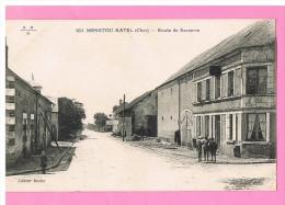 D18. MENETOU-RATEL.  ROUTE DE SANCERRE. - France