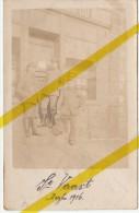 59 NORD SAINT VAAST EN CAMBRESIS (A IDENTIFIER) Canton De SOLESMES CARTE PHOTO ALLEMANDE MILITARIA 1914/1918 - Francia