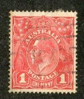 7628x   Australia 1914  Scott #21  (o) Offers Welcome! - Oblitérés