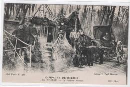 CPA - MILITARIA - Campagne De 1914-1915 -  EN WOEVRE - La Voiture Postale - Oorlog 1914-18