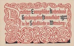 DR Privat-Ganzsache Minr.PP39 C1 SST Wittenberg - Deutschland