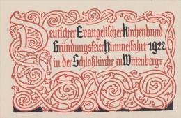 DR Privat-Ganzsache Minr.PP40 C1 SST Wittenberg - Deutschland