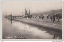 AK - Trieste - Molo Audace 1920 - Trieste