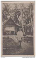 AK - Malay Girl - Singapore 1920 - Singapur