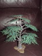 Britains  Cedar Tree.    Vers 1963 - Blumen