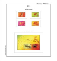 Suplemento Filkasol HONG-KONG 2014 - SIN MONTAR - Pre-Impresas