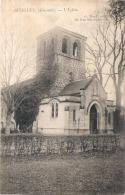 ARTIGUES GIRONDE L'église écrite TTB - Francia