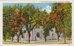 Kansas Manhattan First Baptist Church - Manhattan