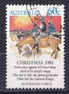 Australia 1981 Christmas Carol 60c CTO - 1980-89 Elizabeth II