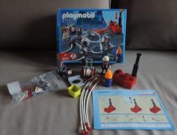 Playmobil En Boite N°4825 - Kit D´équipements Supplémentaires De Pompiers Sapeur Pompier En Boite Et Notice - Playmobil