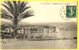 Cote D'azur - (83)  BANDOL Sur MER - Le Port. - Bandol