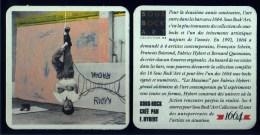 Sous-bock – Sottobicchieri – Beer Coaster – 1664 - F.Hybert - 3 - De 1992 - - Sous-bocks