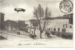 CP - APT - ENTREE DE LA VILLE ET PONT DE LA BOUQUERIE - ANTONIN SUAU - Carte Publicitaire - Reproduction - Apt