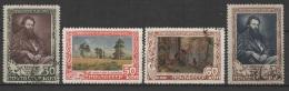 (O) Russia - USSR (1948) Yv. 1214/17 - Oblitérés
