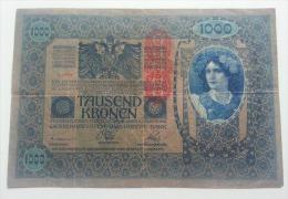 AUSTRIA 1000 KRONEN 1902 VF - Oostenrijk